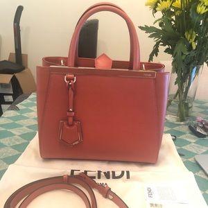 Fendi 2 Jour Petite bag #NWT!